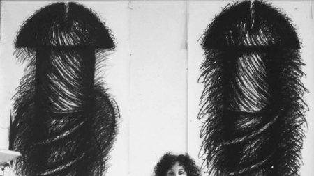 Vasari Diary: Judith Bernstein, 'The Animal