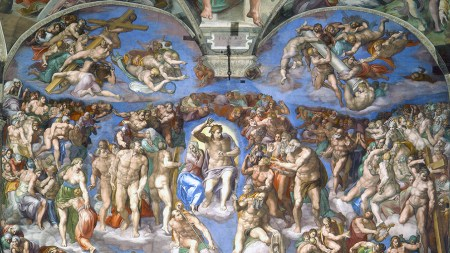 From The Archives: Michelangelo's Last Judgement