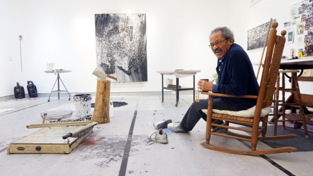 Jack Whitten, Beloved Painter of Abstract