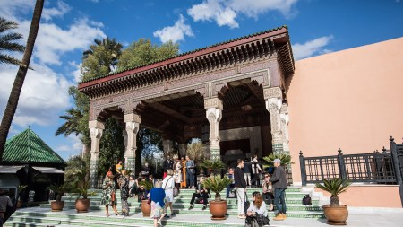 Marrakech, New Art Fair and Museum
