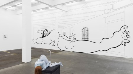 'No Fear of Fainting Gym' Kunst