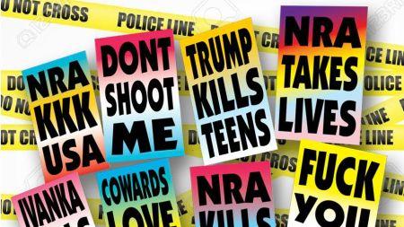 'Trump Kills Teens': Artist Paul Chan