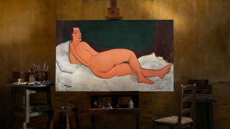 Sotheby's New York, Modigliani Sells $157.2