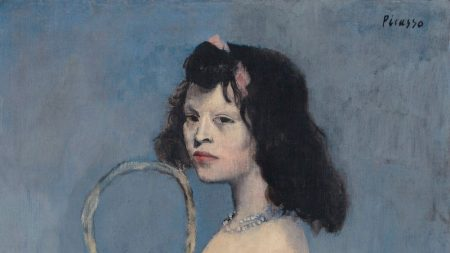 Rose Period Picasso Sells $115.1 M.