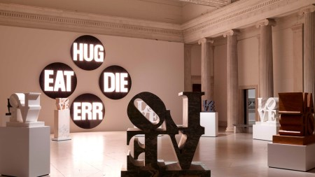 Labor of Love: Robert Indiana Retrospective