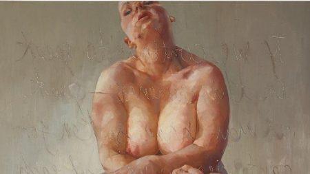 Jenny Saville Painting Sells $12.4 M.