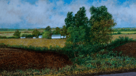 Harold Gregor, Painter of Midwestern Landscapes,