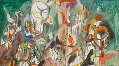 Arshile Gorky Will Receive First Italian