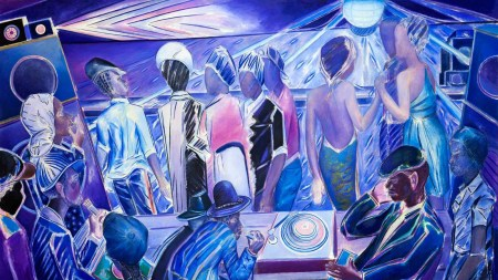 Stephen Friedman Gallery Now Reps Denzil