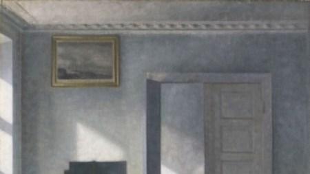 Getty Museum Acquires Vilhelm Hammershøi Painting
