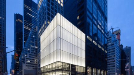 Phillips Auction House Move 432 Park