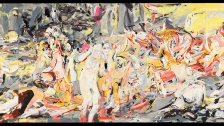 Cecily Brown Donates Behemoth Painting Louisiana