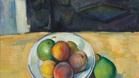 $28.1 M. Cézanne, $25.8 M. Signac,