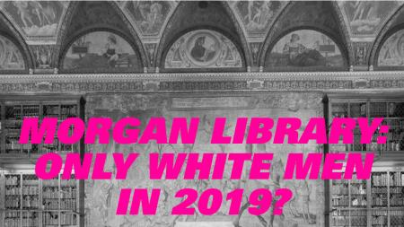 Online Petition Challenges Morgan Library 'Only