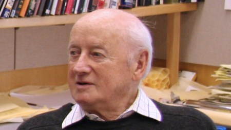Kevin Roche, Pritzker Prize–Winning Architect, Has