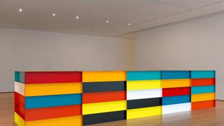 MoMA's Long-Awaited Donald Judd Retrospective Set