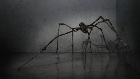Louise Bourgeois 'Spider' Work, Estimated $25
