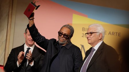 Arthur Jafa, Lithuania Win Top Prizes