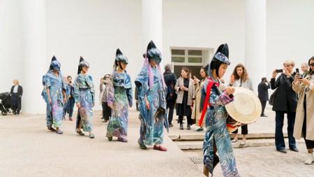 Zadie Xa Grandmother Mago Venice Biennale