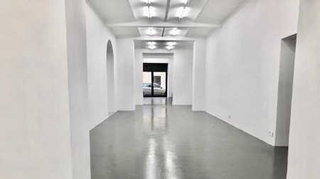 Postmasters Gallery Open Permanent Space Rome