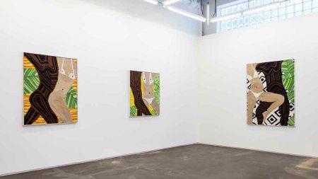 Cheryl Pope Monique Meloche Gallery, Chicago
