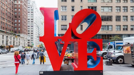Robert Indiana Royalties Lawsuit: Judge Dismisses