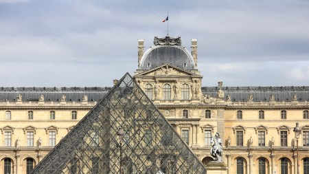 Report: Sackler Name Removed from Louvre