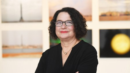 Columbia's Wallach Gallery Names Betti-Sue Hertz