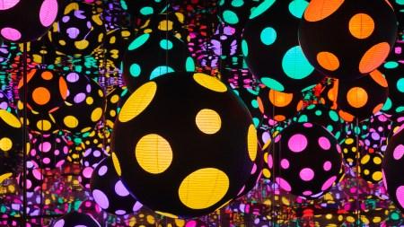 Yayoi Kusama, 'INFINITY MIRRORED ROOM -