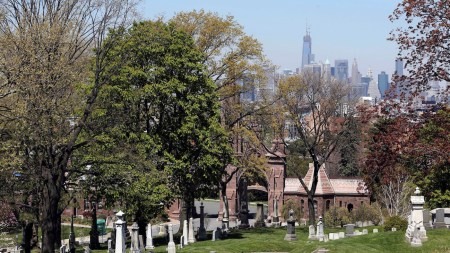 Green-Wood Cemetery Plays Home to Uplifting