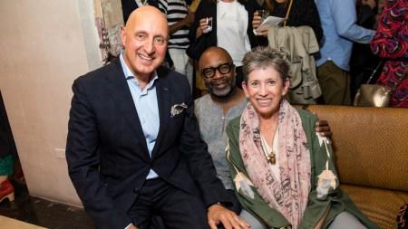 Tony Karman, Theaster Gates, and Beth