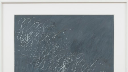 Cy Twombly, Untitled [New York City],