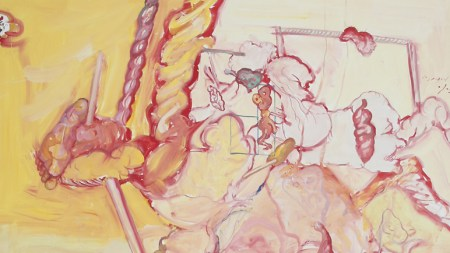 Review: Keunmin Lee's Paintings of Hallucinations