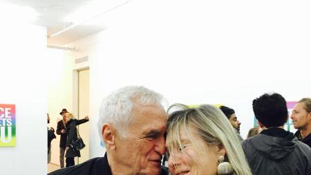 John Giorno and Clarissa Dalrymple.