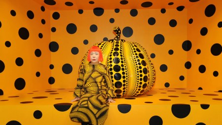 Yayoi Kusama Exhibition to Fill New