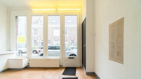 "Installation view of ""Valentina Curandi &"
