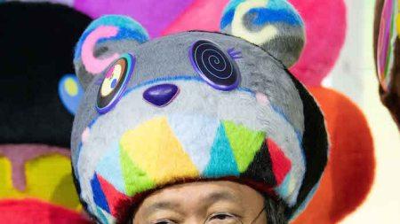 Takashi Murakami Unveils New Painting—and More