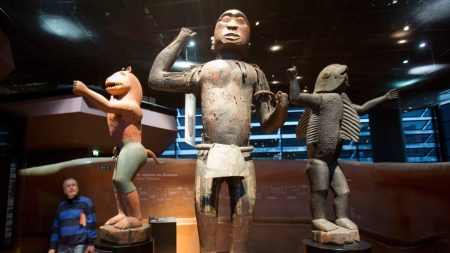 Artifacts from Benin on view at