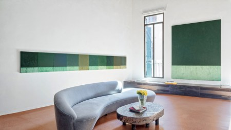 Laurent Asscher, Palazzo Molin del Cuoridoro,