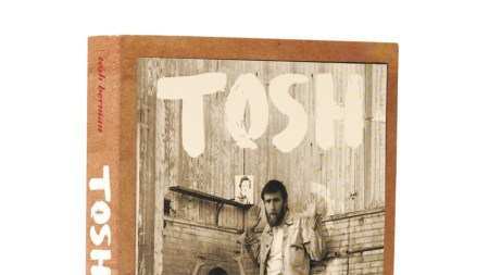 """Tosh: Growing Up Wallace Berman's World"""