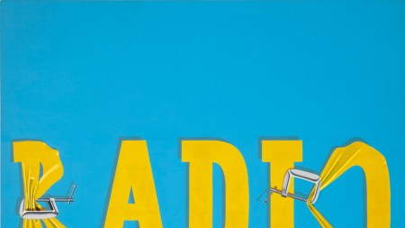 Ed Ruscha, Hurting the Word Radio