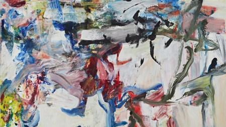 Willem de Kooning, Untitled XXII, 1977,