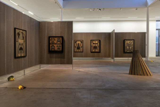 """View of the exhibition """"The Making"""