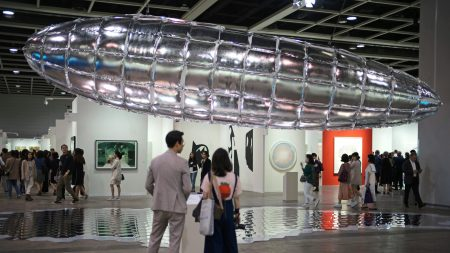 Art Basel Hong Kong's 2019 edition.