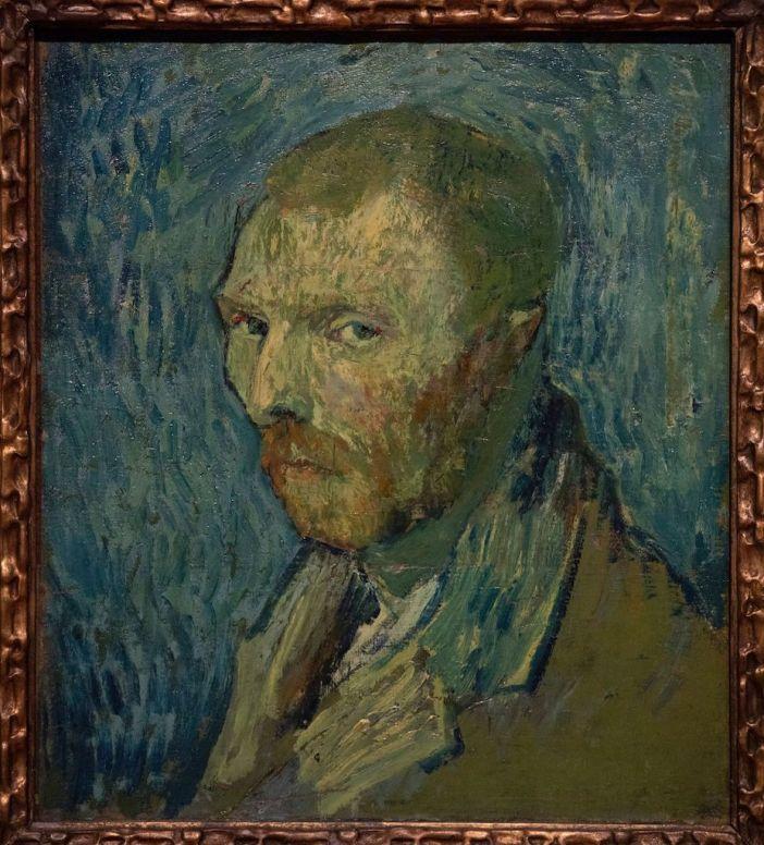 Vincent van Gogh, 'Self-Portrait,' 1889