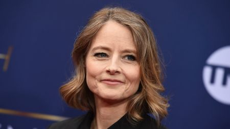 Actress Jodie Foster.