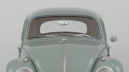 A Volkswagen Type 1 Sedan (1938)