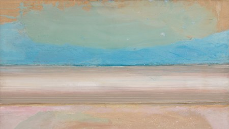 Ed Clark, Untitled (Acrylic #1) from