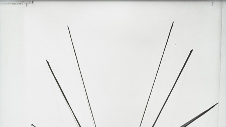 Senga Nengudi: Performance Piece, 1977.