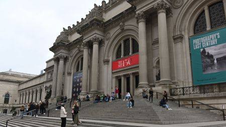 The Metropolitan Museum of Art in